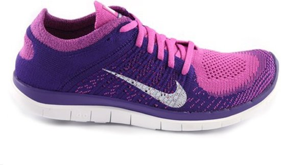 nike free run flyknit dames