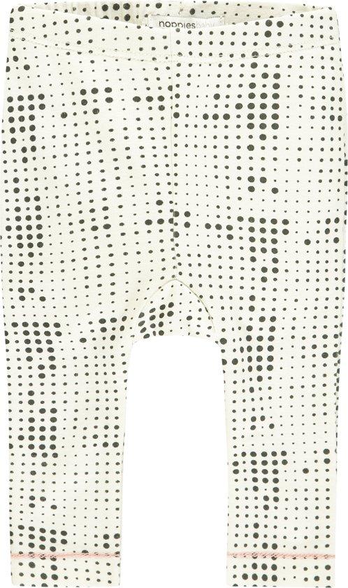 Noppies Meisjes Legging (Baby en kind) Washington  - Optic White - Maat 56
