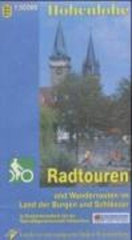 Hohenlohe. Landkreiskarte 1 : 50 000