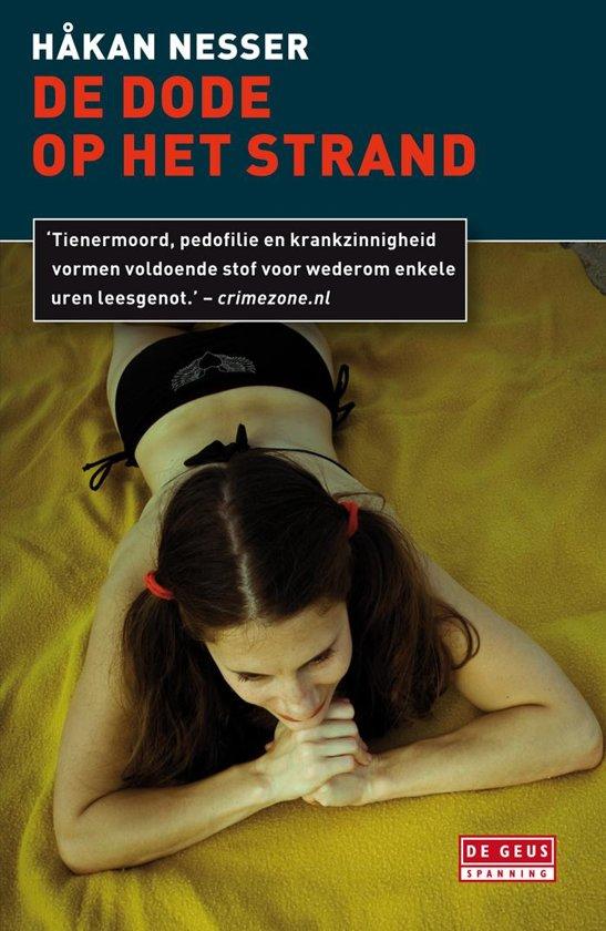 Van Veeteren-reeks 8 - De dode op het strand