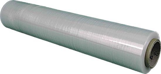 6 rollen - Wikkelfolie transparant - 45cm x 300mtr 12 micron