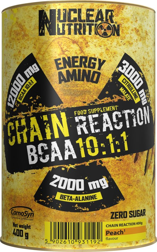 Nuclear Chain Reaction 400 Grams Pineapple