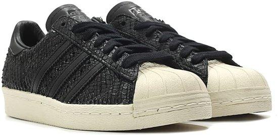 | Adidas Sneakers Superstar 80's Dames Zwart Maat 38 23