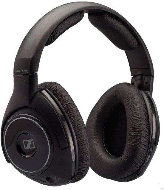Sennheiser HDR 160 - Draadloze koptelefoon - Zwart