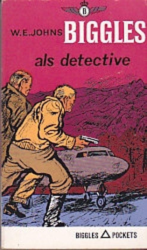 Biggles als detective