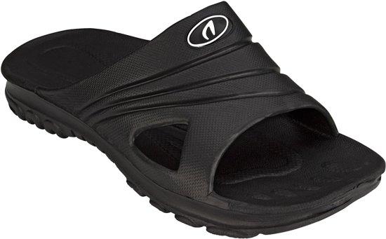 Avento - Slippers - Unisex - Maat 43 - Zwart