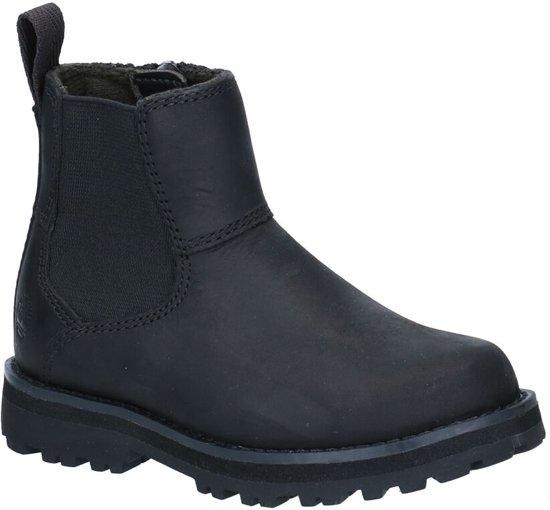 Timberland Zwarte Chelsea Boots  Jongens 30
