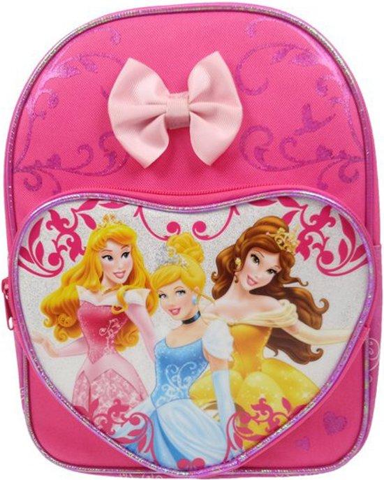 d034b1b890c bol.com   Disney Princess rugzak - roze Prinsessen rugtas
