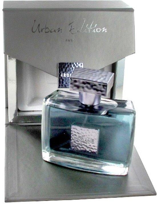 (Kruidige Herengeur) In luxe doos, Urban Edition Heren Parfum
