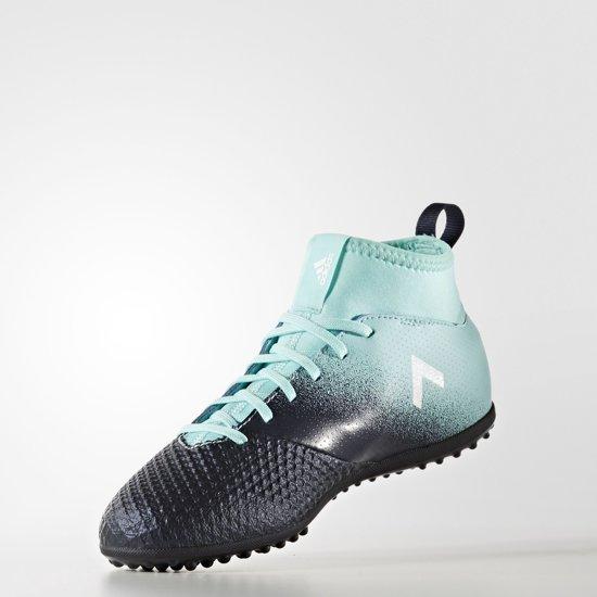 ea8c732c7e2 Adidas Ace Tango 17.3 TF Junior - Kunstgrasschoenen - Unisex -  Lichtblauw/Groen/Zwart