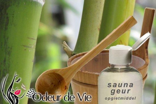 Saunageur Opgiet Bamboe 100 ml
