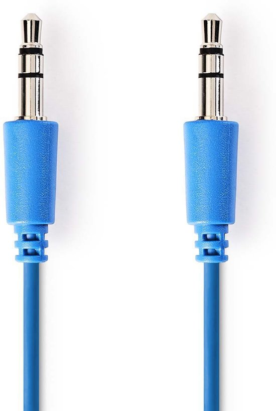 3.5mm Male to 3.5mm Male Stereo Audio Cable