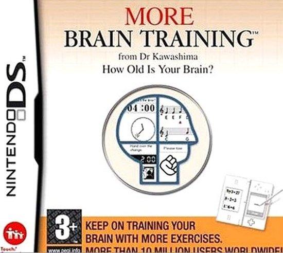 Dr. Kawashima's: Meer Brain Training