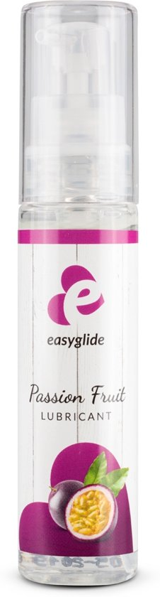 EasyGlide Passion Fruit Waterbasis Glijmiddel - 30ml