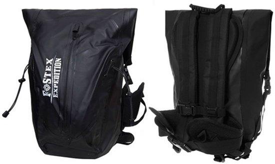 36e17939dd Fostex Expedition dry bag large zwart