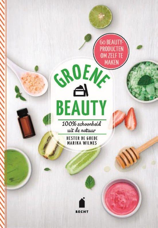 Boek cover Groene beauty van Hester de Goede (Hardcover)