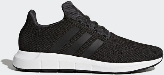 adidas Swift Run Sneakers Unisex - Black/Grey