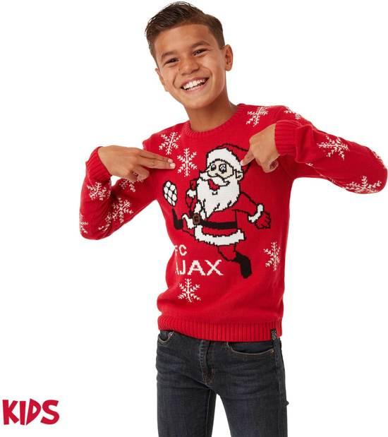 Kersttrui Ajax.Bol Com Ajax Kersttrui Santa Voetbal Junior