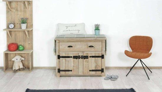 Dressoir Wit Landelijk : Bol ca dressoir wit hout h