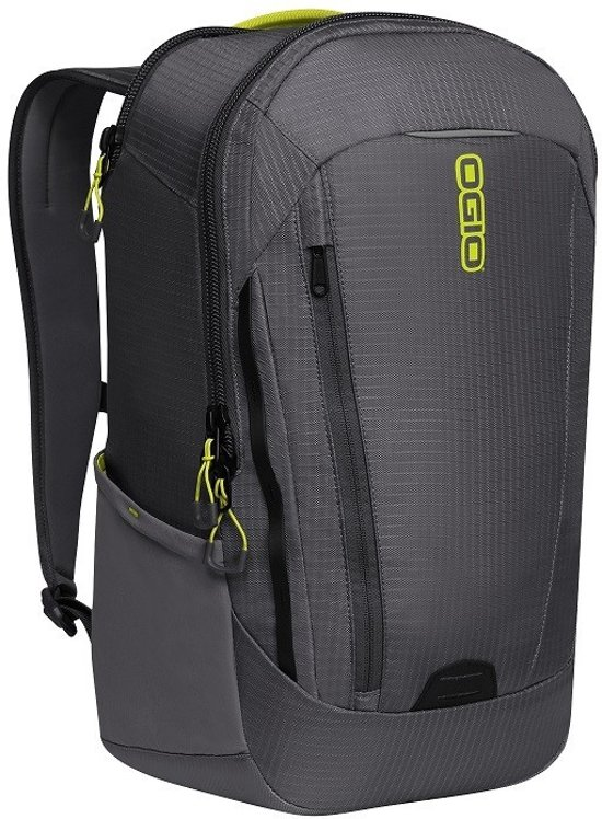 Ogio Rugzak Apollo - Black/Acid