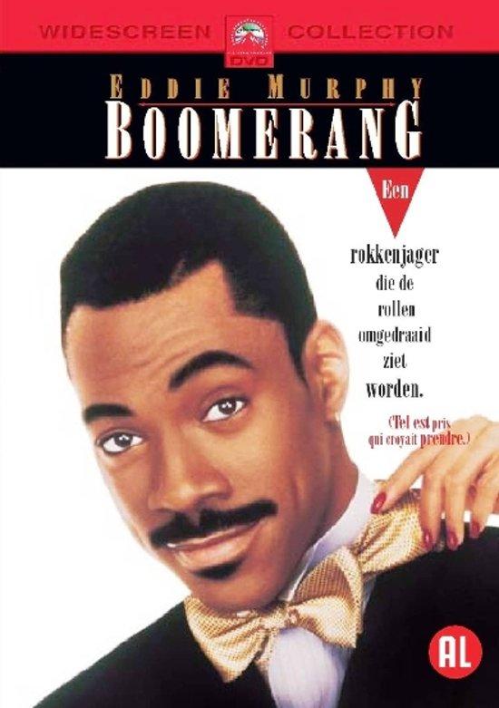Cover van de film 'Boomerang'