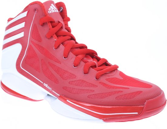new products 02214 5fde6 Adidas Adizero Crazy Light Basketbalschoen Rood Wit Mt 49 13