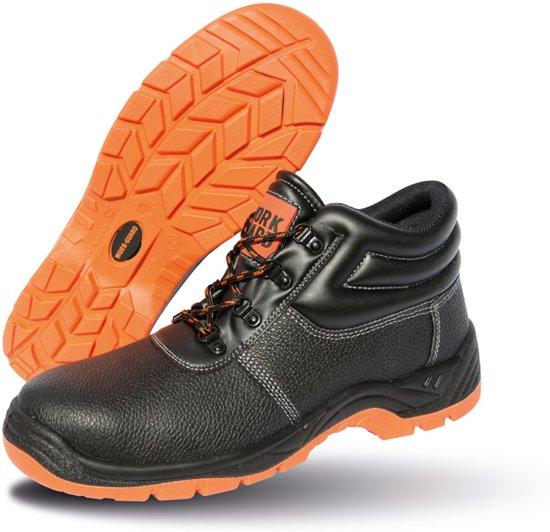Leren Werkschoenen.Bol Com Result Defence Safety Werkschoenen Hoog Model Maat 43