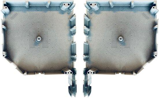 Alulux Rolluik zijkap - Generation 2 - Afmeting: 205 mm, Kleur: dennengroen - RAL 6009