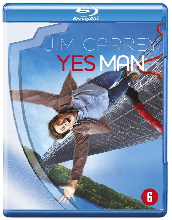 DVD cover van Yes Man (Blu-ray)