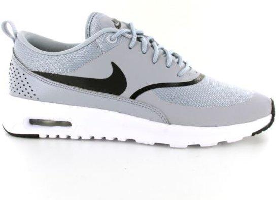 new arrival 4c6e4 4cddf Thea Sneakers Air Max Maat Grijs 42 Dames Nike zwart WATEqzww