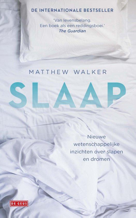 Boek cover Slaap van Matthew Walker (Onbekend)
