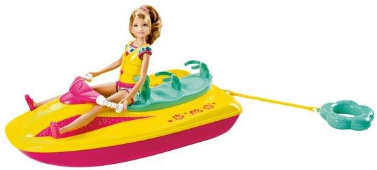 Barbie Zusjes Jet Ski - Barbie voertuig