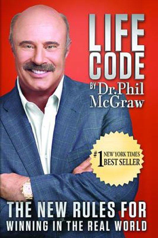 boek dr phil life code in nederlands