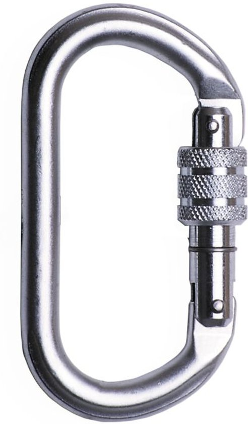 Lanex AZ011; Stalen karabijnhaak- karabiner 108 x 60 mm