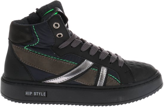 HIP H1096 Sneakers Donkerblauw