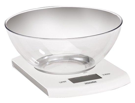 Mesko MS 3143 - Keukenweegschaal
