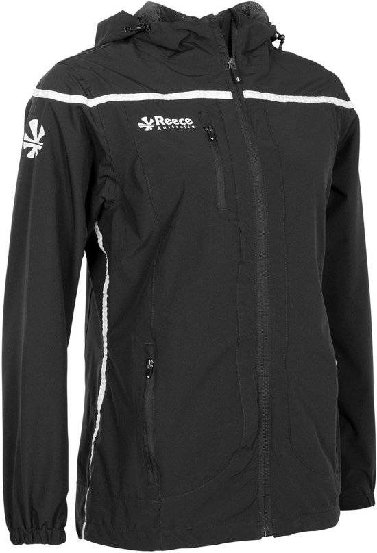 Vrouwen Zwart wit Breathable Reece SportjasMaat Tech Xl Jacket vf7Ib6gYy
