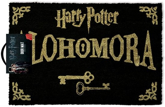 Harry Potter - deurmat Alohomora