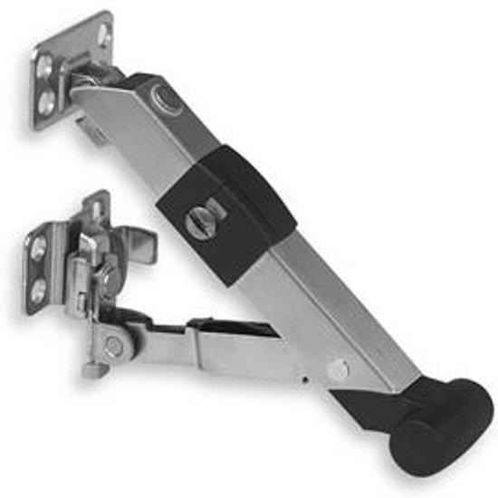 Veiligheid combi-uitzetter afsluitbaar RVS 3094