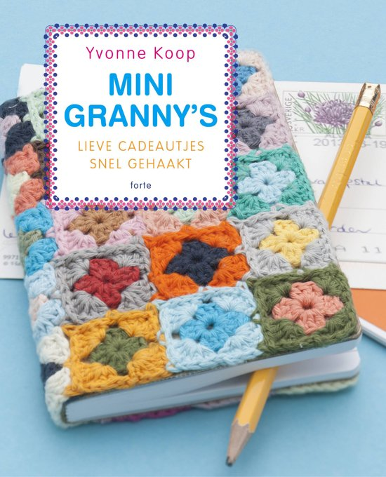 Bolcom Mini Grannys Yvonne Koop 9789058773760 Boeken