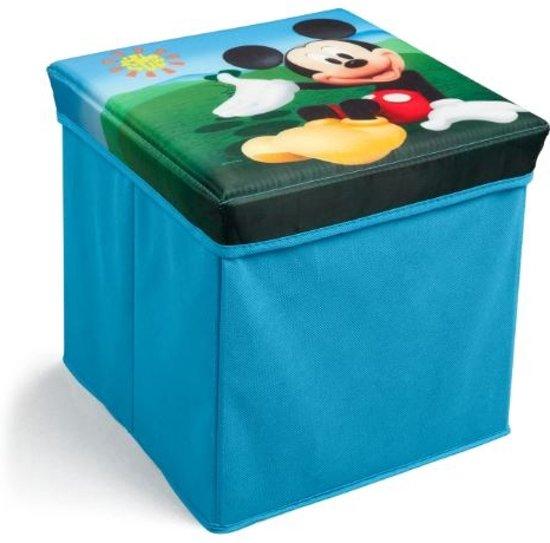Mickey Mouse Plooibare opbergbox