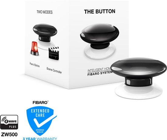 FIBARO The Button - Scène schakelaar - Zwart