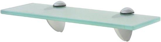 Boekenplank Van Glas.Zwevende Wandplank Glas 30x20 Cm Incl Fotolijst Boekenplank Muurplank Wandrek Boeken Plank