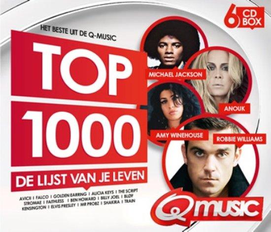 Q-Music Top 1000 (2014)