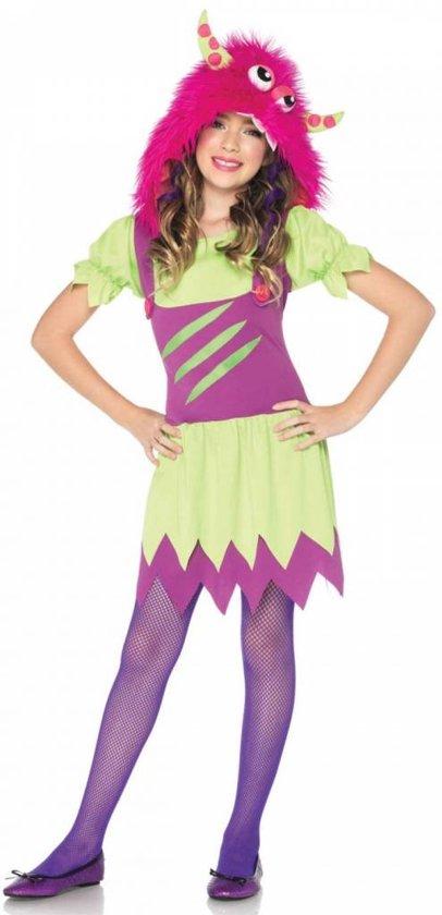 Fuzzy Wuzzy Wanda Deluxe Kinderkostuum | Leg Avenue | maat S ( 4-6 jaar)