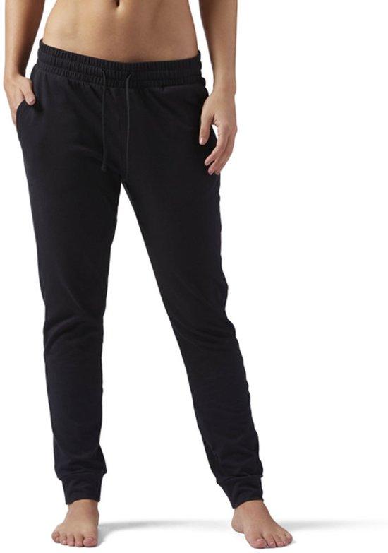 a6ddcf408fc bol.com   Reebok EL Jersey Pant Sportbroek Dames - Black