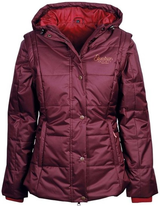 Harry's Horse Jas 2-in-1 Redhill XL fig (bordeaux)