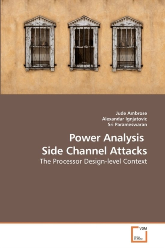 Power Analysis Side Channel Attacks