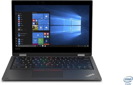 Lenovo ThinkPad L390 Yoga Zwart Hybride (2-in-1) 33,8 cm (13.3'') 1920 x 1080 Pixels Touchscreen Intel® 8ste generatie Core™ i5 8 GB DDR4-SDRAM 256 GB SSD Windows 10 Pro