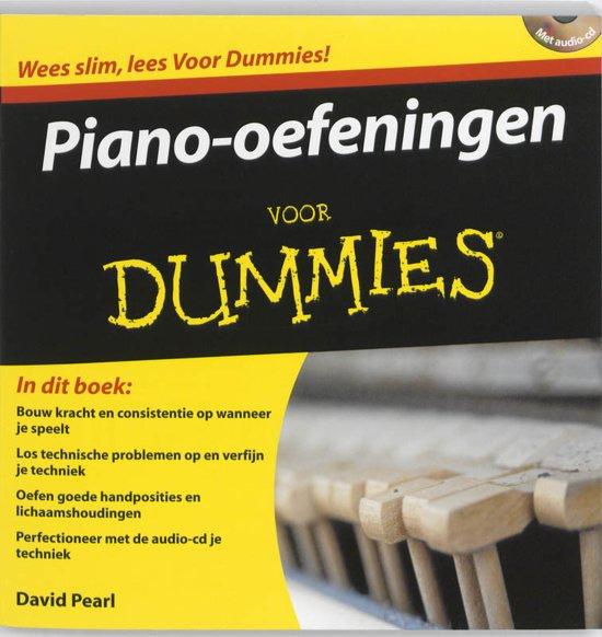 Piano oefeningen voor dummies pdf